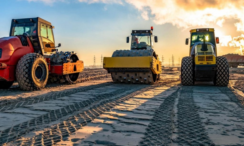 Tips To Help You Buy Used Construction Equipment Online